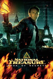 Film National Treasure: Book of Secrets.