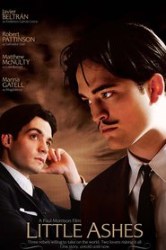 Little Ashes is the best movie in Robert Pattinson filmography.