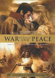 War and Peace - movie with Hannelore Elsner.
