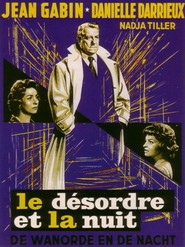 Le desordre et la nuit - movie with Nadja Tiller.