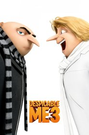 Despicable Me 3 - movie with Kristen Wiig.