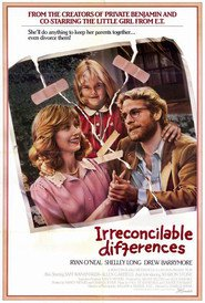Irreconcilable Differences - movie with Drew Barrymore.