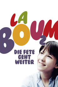 La boum 2 - movie with Sophie Marceau.