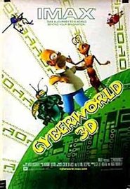 Animation movie CyberWorld.