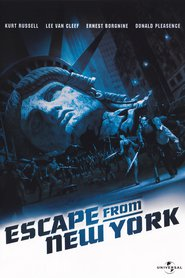 Escape from New York - movie with Donald Pleasence.