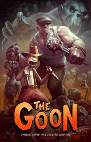 Animation movie The Goon.