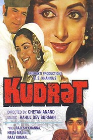 Kudrat is the best movie in Raaj Kumar filmography.