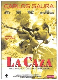 La caza is the best movie in Alfredo Mayo filmography.