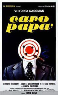 Caro papa - movie with Aurore Clement.