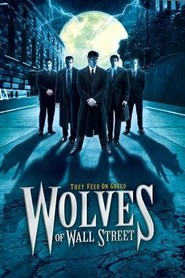 Wolves of Wall Street - movie with Eric Roberts.