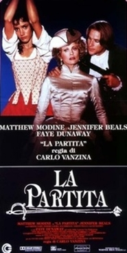 La partita - movie with Matthew Modine.