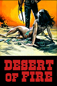 Deserto di fuoco - movie with George Wang.