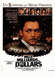 Mille milliards de dollars is the best movie in Anny Duperey filmography.