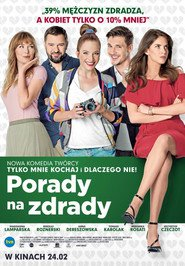 Porady na zdrady is the best movie in Weronika Rosati filmography.