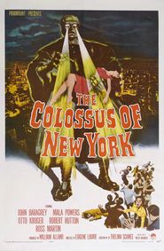 The Colossus of New York is the best movie in Ross Martin filmography.