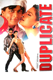 Duplicate - movie with Farida Jalal.