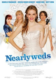 Nearlyweds - movie with Danielle Panabaker.