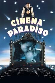 Film Nuovo Cinema Paradiso.