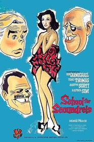 School for Scoundrels - movie with Dennis Price.