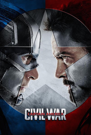Film Captain America: Civil War.