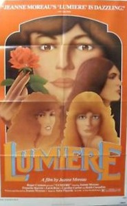 Lumiere - movie with Keith Carradine.