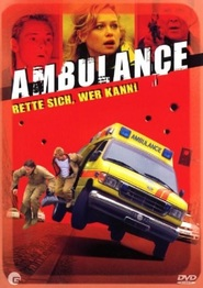 Ambulancen - movie with Thomas Bo Larsen.