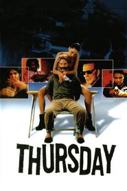 Thursday - movie with Mickey Rourke.