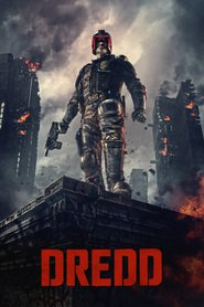 Dredd - movie with Domhnall Gleeson.