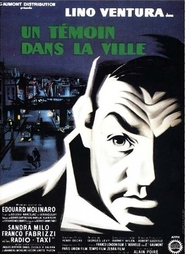 Un temoin dans la ville - movie with Daniel Ceccaldi.