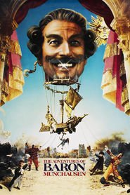 The Adventures of Baron Munchausen - movie with Sarah Polley.