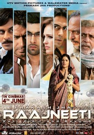 Raajneeti is the best movie in Nana Patekar filmography.
