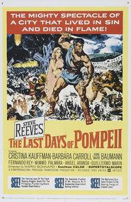 Gli ultimi giorni di Pompei is the best movie in Mario Berriatua filmography.