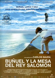 Bunuel y la mesa del rey Salomon is the best movie in Juan Luis Galiardo filmography.