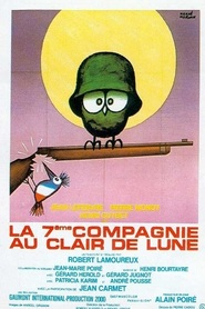 La 7eme compagnie au clair de lune is the best movie in Jean Lefebvre filmography.
