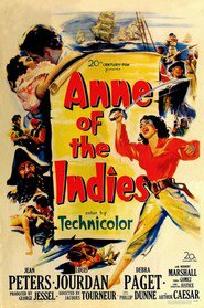 Anne of the Indies is the best movie in Debra Paget filmography.