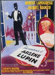 Les aventures d'Arsene Lupin - movie with Daniel Ceccaldi.