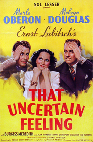 That Uncertain Feeling - movie with Alan Mowbray.