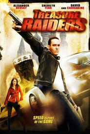 Treasure Raiders - movie with Yegor Pazenko.