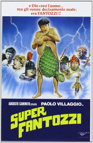Superfantozzi is the best movie in Paolo Villaggio filmography.