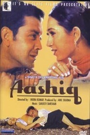 Aashiq - movie with Johnny Lever.
