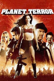 Planet Terror - movie with Marley Shelton.