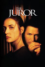 The Juror - movie with Alec Baldwin.