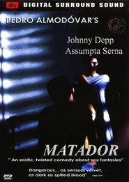 Matador - movie with Julieta Serrano.