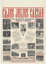 Cajus Julius Caesar is the best movie in Lia Orlandini filmography.