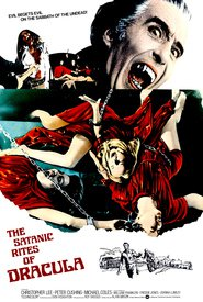 The Satanic Rites of Dracula - movie with Joanna Lumley.