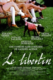 Le libertin - movie with Josiane Balasko.