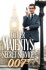 On Her Majesty's Secret Service is the best movie in George Lazenby filmography.