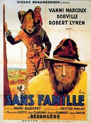 Sans famille - movie with Madeleine Guitty.