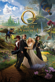 Oz the Great and Powerful - movie with James Franco.