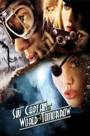 Sky Captain and the World of Tomorrow - movie with Angelina Jolie.